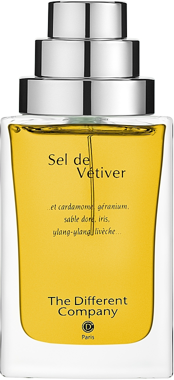 The Different Company Sel De Vetiver - Парфюмна вода — снимка N1