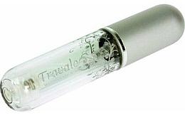 Парфюмерия и Козметика Пълнител за парфюм - Travalo Pure Essentials Silver