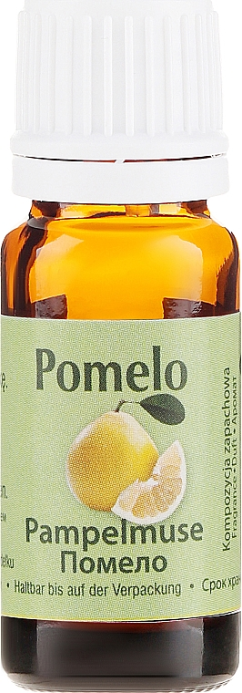 "Етерично масло ""Помело"" - Bamer Pomelo Oil — снимка N2"