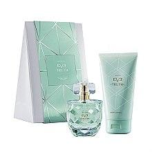 Парфюми, Парфюмерия, козметика Avon Eve Truth - Комплект (парф. вода/50ml + лосион за тяло/150ml)