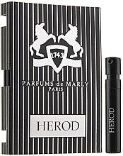 Парфюми, Парфюмерия, козметика Parfums de Marly Herod - Парфюмна вода (тестер)