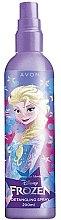 Парфюми, Парфюмерия, козметика Avon From the Movie Disney Frozen - Детски спрей за лесно разресване на косата