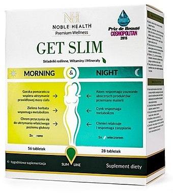Таблетки за отслабване - Noble Health Get Slim