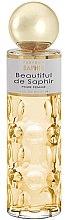 Парфюмерия и Козметика Saphir Parfums Beautiful - Парфюмна вода (тестер с капачка)
