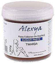 Парфюмерия и Козметика Депилираща захарна паста за тяло - Alexya Sugar Paste Twarda