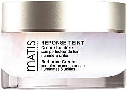 Парфюми, Парфюмерия, козметика Крем за лице - Matis Paris Reponse Teint Radiance Cream