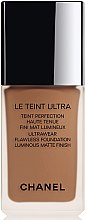 Парфюмерия и Козметика Дълготраен фон дьо тен - Chanel Le Teint Ultra Foundation SPF 15