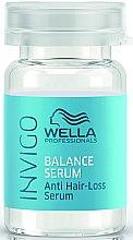 Парфюмерия и Козметика Серум против косопад - Wella Professionals Invigo Balance Anti Hair Loss Serum