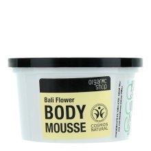 """Мус за тяло """"Белгийско цвете"""" - Organic Shop Body Mousse Organic Neroli & Frangipani — снимка N2"""