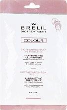 Парфюмерия и Козметика Експрес маска-шапка за боядисана коса - Brelil Bio Treatment Colour Biothermic Mask Tissue