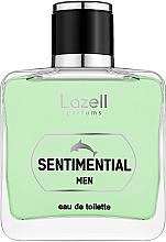 Парфюмерия и Козметика Lazell Sentimential - Тоалетна вода
