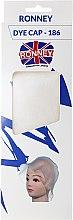 Парфюмерия и Козметика Шапка за боядисване 186 - Ronney Professional Dye Cap