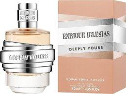 Парфюми, Парфюмерия, козметика Enrique Iglesias Deeply Yours for Her - Тоалетна вода