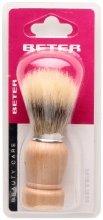Парфюми, Парфюмерия, козметика Четка за бръснене с дървена дръжка - Beter Beauty Care