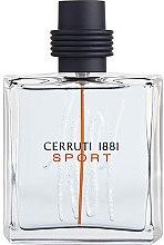 Парфюми, Парфюмерия, козметика Cerruti 1881 Sport - Тоалетна вода (тестер с капачка)