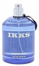 Парфюмерия и Козметика Ikks Young Man - Тоалетна вода (тестер без капачка)