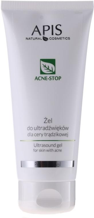 Ултразвуков гел за акнеична кожа - APIS Professional Ultrasound Gel For Acne Skin
