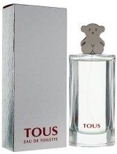 Парфюмерия и Козметика Tous Tous - Тоалетна вода (тестер с капачка)