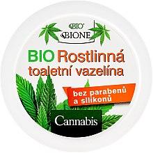Парфюмерия и Козметика Козметичен вазелин - Bione Cosmetics Cannabis Plant Vaseline