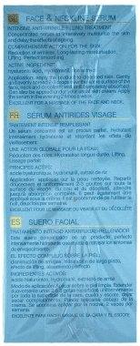 Интензивен запълващ серум против бръчки с хиалуронова киселина за лице, шия и деколте - Delia Face Care Hyaluronic Acid Face Neckline Intensive Serum — снимка N4