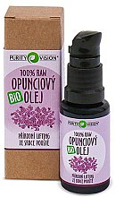Парфюмерия и Козметика Органично масло от опунция - Purity Vision 100% Raw Bio Oil