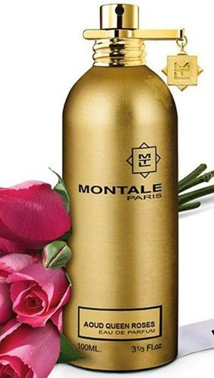Montale Aoud Queen Roses - Парфюмна вода — снимка N2