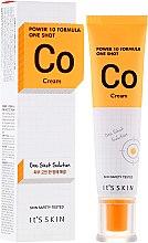 Парфюмерия и Козметика Крем за лице с колаген - It's Skin Power 10 Formula One Shot Co Cream