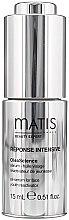 Парфюми, Парфюмерия, козметика Серум-масло за лице - Matis Reponse Intensive OleaScience