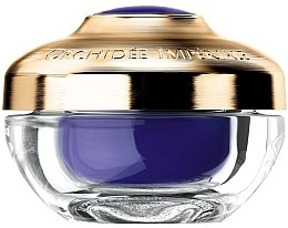 Парфюмерия и Козметика Антистареещ крем за очи и устни - Guerlain Orchidee Imperiale Creme Yeux et Levres
