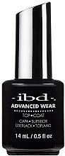 Парфюмерия и Козметика Топ лак - IBD Advanced Wear Top Coat
