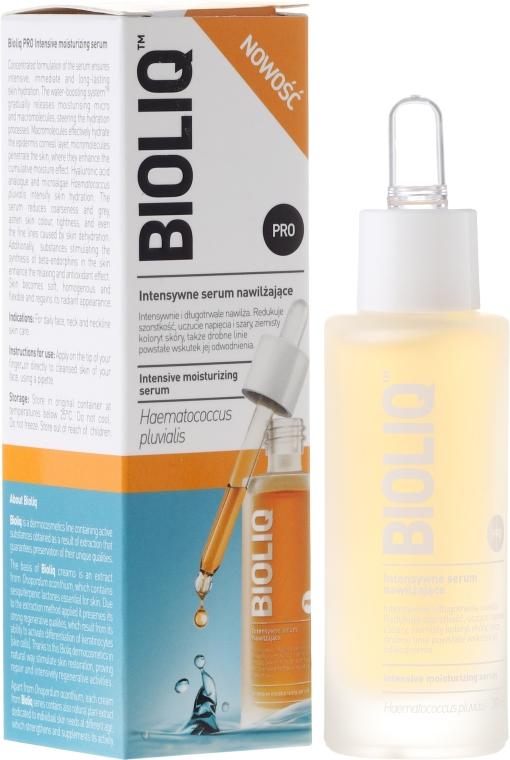 Интензивно хидратиращ серум за лице - Bioliq Pro Intensive Moisturizing Serum