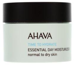 Парфюмерия и Козметика Овлажняващ крем за нормална и суха кожа - Ahava Time To Hydrate Essential Day Moisturizer Normal to Dry Skin