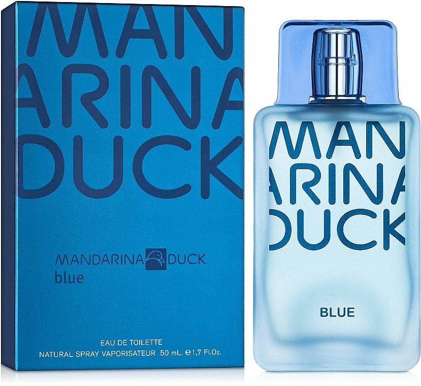 Mandarina Duck Blue - Тоалетна вода — снимка N2