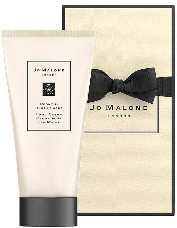 Jo Malone Peony and Blush Suede - Крем за ръце — снимка N1
