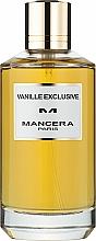 Парфюмерия и Козметика Mancera Vanille Exclusive - Парфюмна вода