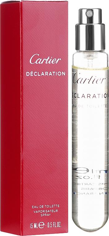 Cartier Declaration - Тоалетна вода ( мини )  — снимка N4