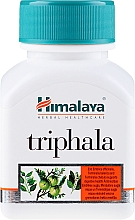 """Парфюмерия и Козметика Хранителна добавка """"Трифала"""" на таблетки - Himalaya Herbals Triphala"""