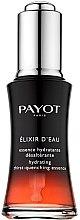 Парфюми, Парфюмерия, козметика Хидратиращ еликсир за лице - Payot Les Elixirs Elixir D'eau Hydrating Thirst Quenching Essence (тестер)
