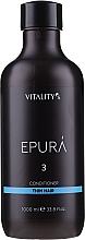 Парфюмерия и Козметика Балсам за тънка коса - Vitality's Epura Thin Hair Conditioner