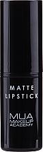 Парфюмерия и Козметика Матово червило за устни - MUA Makeup Academy Matte Lipstick