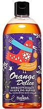 Парфюмерия и Козметика Енергизиращо масло за баня с екстракт от портокал - Farmona Magic Spa Orange Delice Bath Oil