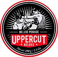 Парфюмерия и Козметика Моделираща помада за коса със силна фиксация - Uppercut Deluxe Pomade Barber Tin