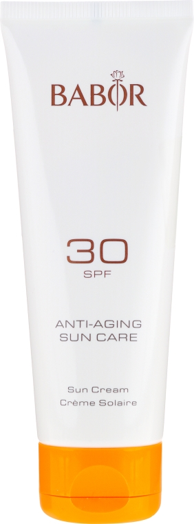 Слънцезащитен антистареещ крем за лице SPF 30 - Babor Anti-Aging Sun Care Sun Cream SPF 30 — снимка N2