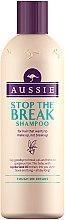 Парфюмерия и Козметика Шампоан против накъсване на косата - Aussie Stop The Break Shampoo