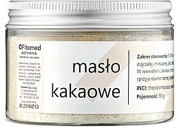 Парфюмерия и Козметика Какаово масло - Fitomed Cacao Butter