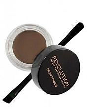 Парфюмерия и Козметика Помади за вежди - Makeup Revolution Brow Pomade