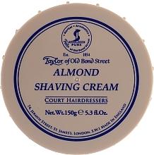Парфюмерия и Козметика Крем за бръснене с аромат на бадем - Taylor of Old Bond Street Almond Shaving Cream Bowl