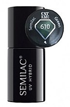 """Парфюмерия и Козметика Гел лак за нокти """"Котешко око"""" - Semilac UV Hybrid Cat Eye"""