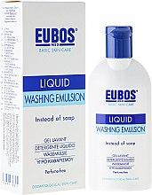 Парфюмерия и Козметика Емулсия за душ - Eubos Med Basic Skin Care Liquid Washing Emulsion