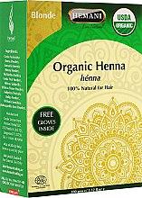 Къна за коса - Hemani Organic Henna — снимка N1